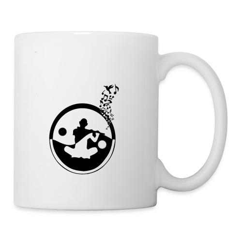 flute - Mug blanc