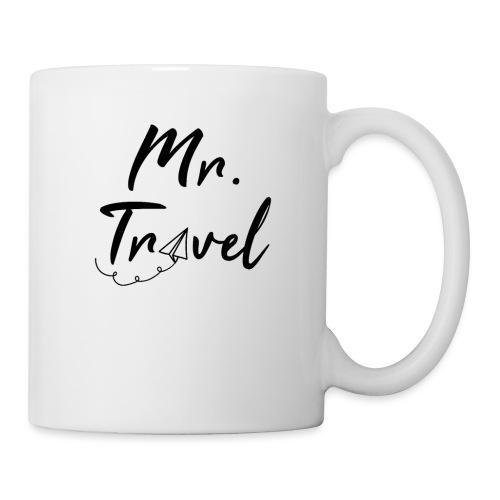 Mr. Travel Reise Design als Tasse, Geschenk & mehr - Tasse
