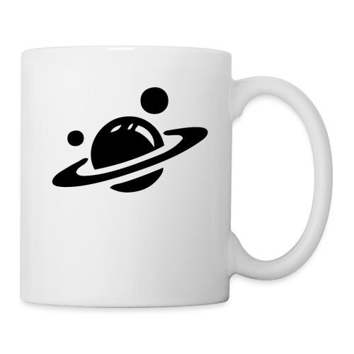 Weltall Symbol Planet Saturn Planeten Universum - Tasse