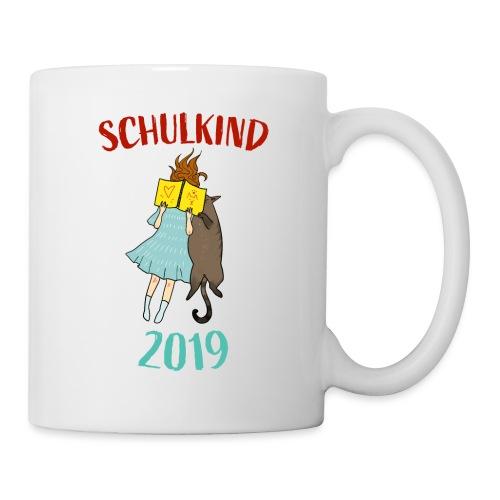 Schulkind 2019 | Einschulung und Schulanfang - Tasse