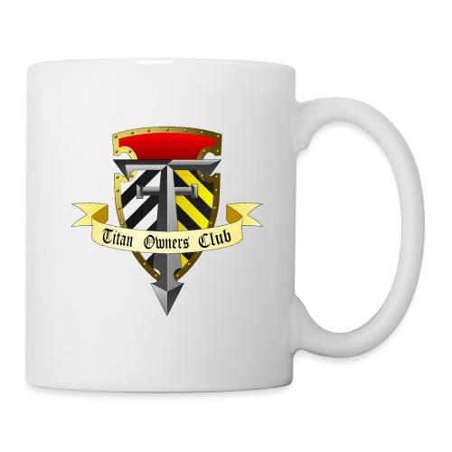 TOC Gothic Clear Background 1 - Mug