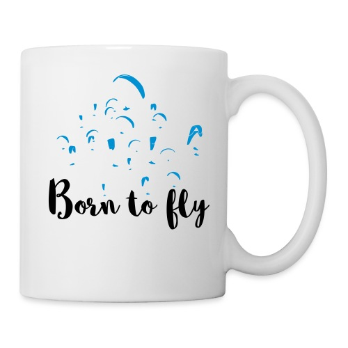 Born to fly - Tasse