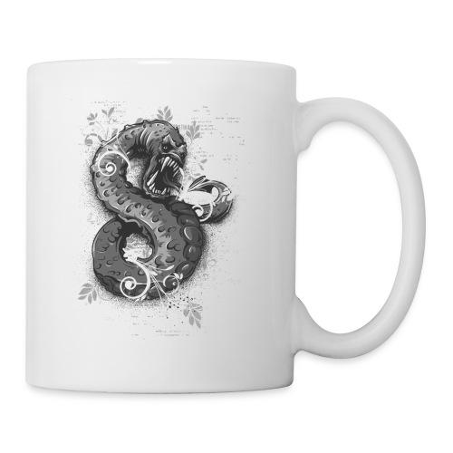 Schlange - Tasse