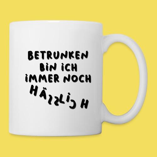 Betrunken und Hässlich - Tasse