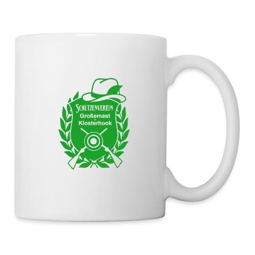 Schützenverein Großemast Klosterhook - Tasse