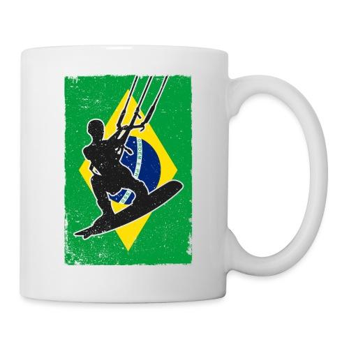 Kitesurfen - Brasilien - Tasse