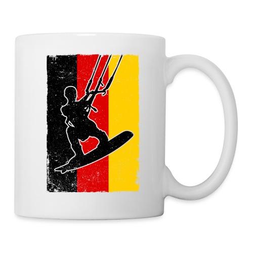Kitesurfer Germany - Tasse