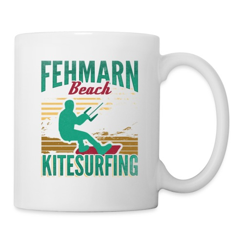 Kitesurfing Fehmarn - Tasse