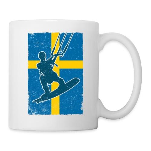 Kitesurfer Sweden - Tasse