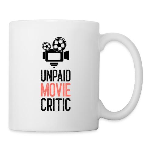 Unpaid Movie Critic - Tasse