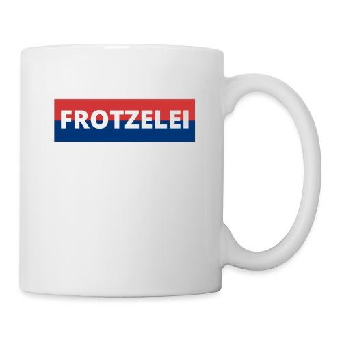 FROTZELEI - Polizeikontrolle Geschenk Autofahrer - Tasse