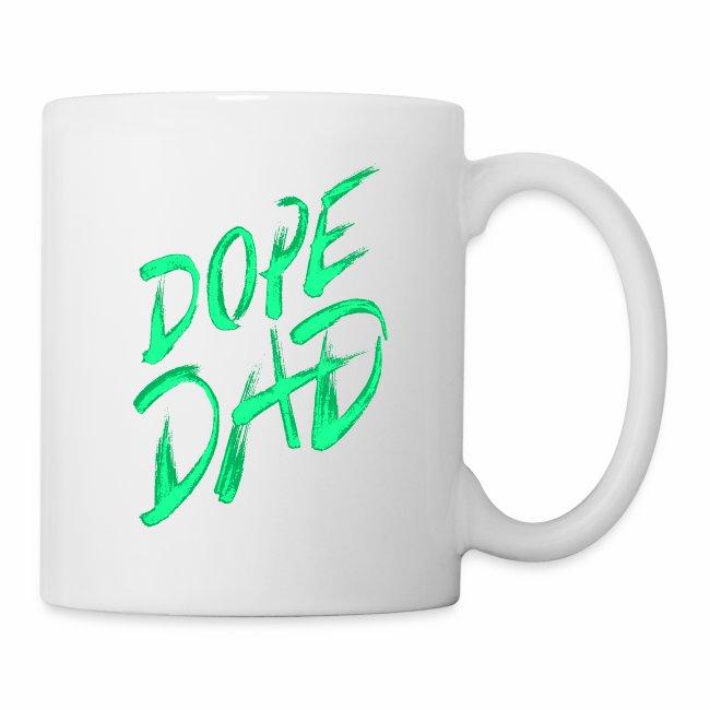D o p e Dad Design neongrün