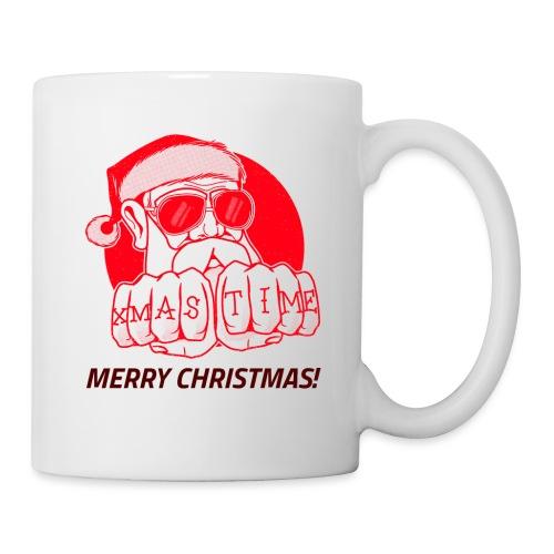 christmas - Mug blanc