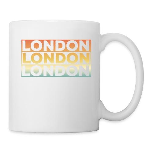 Vintage London Souvenir - Retro SehnsuchtLondon - Tasse