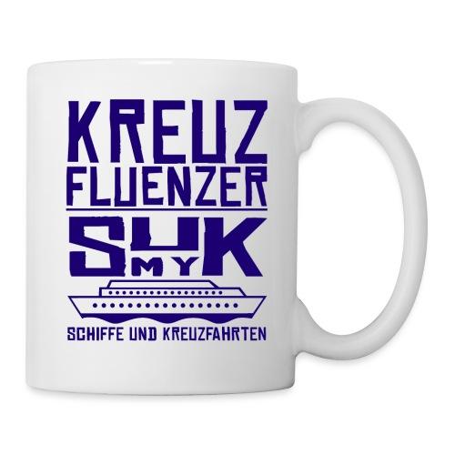 Kreuzfluenzer - SuK my Ship - Tasse