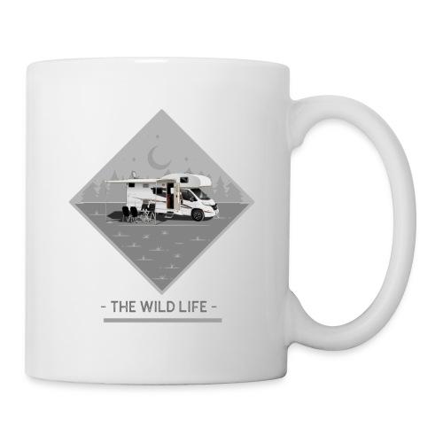 The Wild Life Alkoven Wohnmobil - Tasse