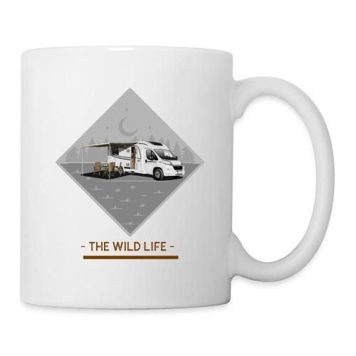 The Wild Life teilintergriertes Wohnmobil - Tasse