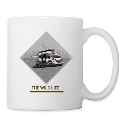 The Wild Life Kastenwagen - Tasse