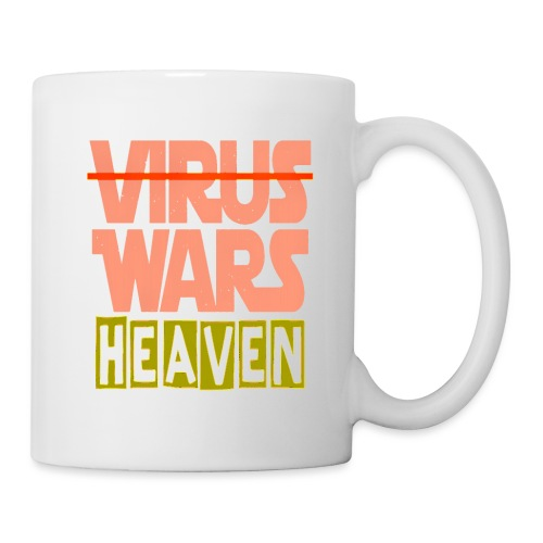 HEAVEN WARS - Mug blanc