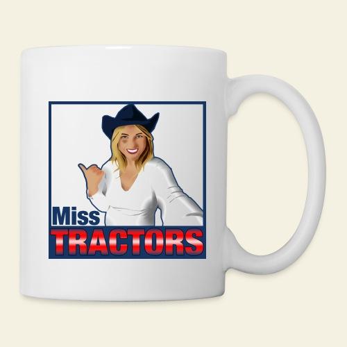 Miss Tractors Logo - Tazza