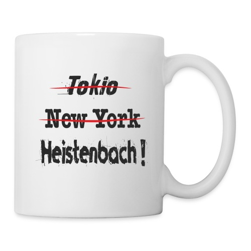 65558 Heistenbach - Tasse