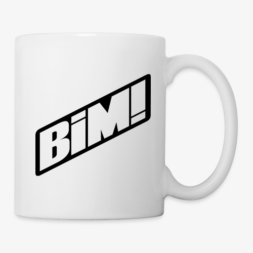 BIM! - Mug blanc