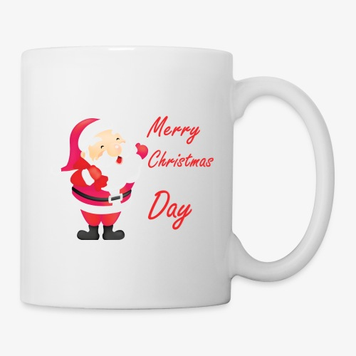 Merry Christmas Day Collections - Mug blanc