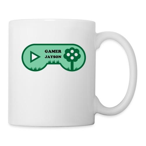 Joueur Jayson - Mug blanc