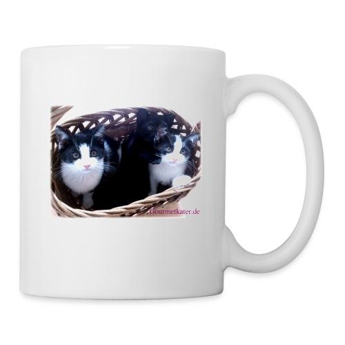 Katzenkorb - Tasse