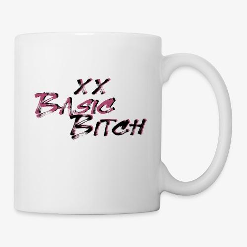 Shirt Basic Bitch - Tasse