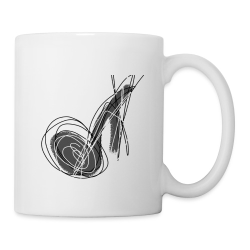 MUSIC NOTE ABSTRACT - Tasse