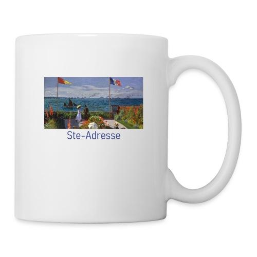 MONET - Mug blanc