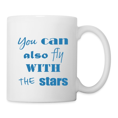 YOU CAN ALSO FLY - Tasse