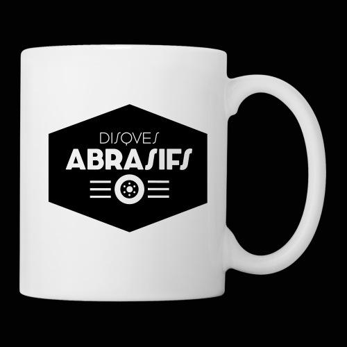 Official Disques Abrasifs Merch' - Mug blanc
