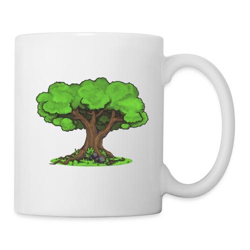 Baum Sommer png - Tasse