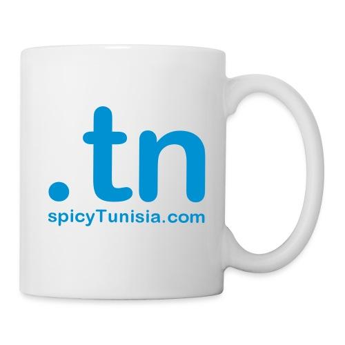 tn - Mug blanc