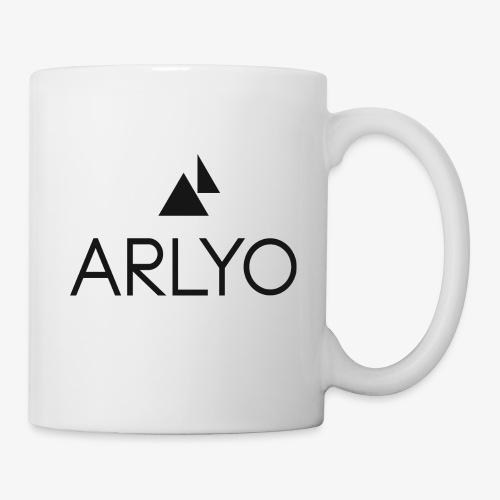 logo-arlyo - Mug blanc