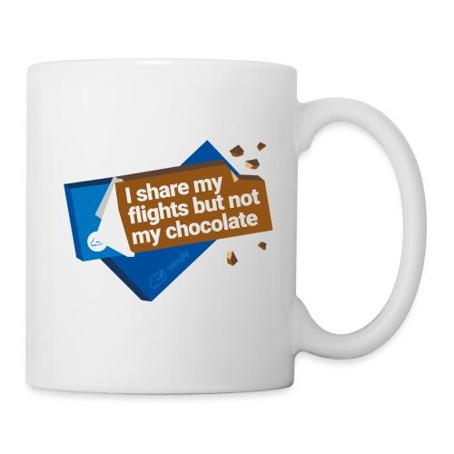 Share my flights - Mug