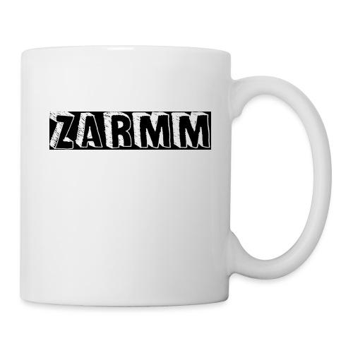 Zarmm collection - Mug blanc