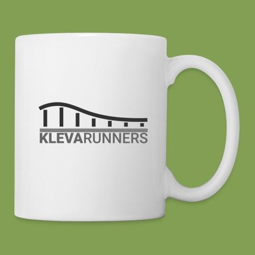 Kleva Runners Logo - Mugg