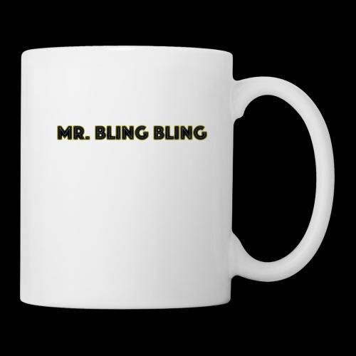bling bling - Tasse