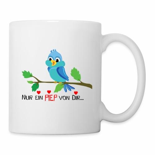 Nur ein piep - Tasse