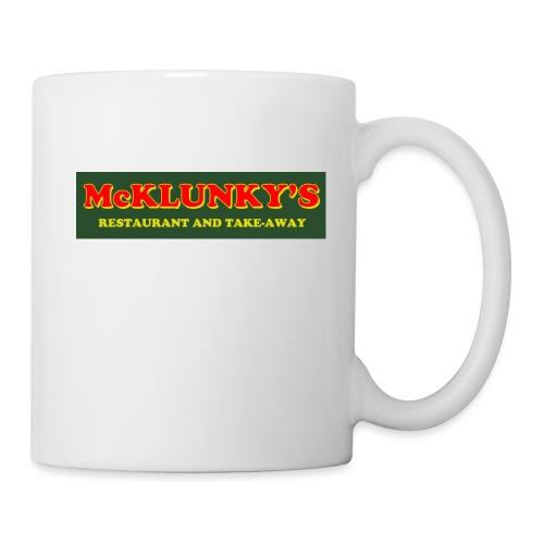 McKlunky's logo - Mug