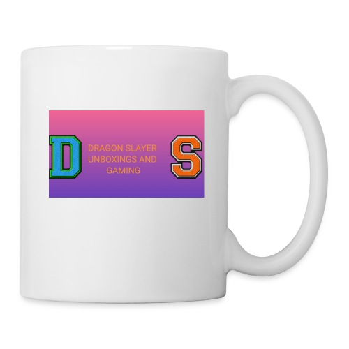 DSUAG Official Merchandise - Mug