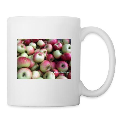 Äpfel - Tasse