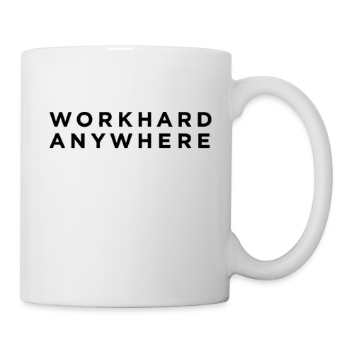 WORKHARD ANYWHERE - Kop/krus