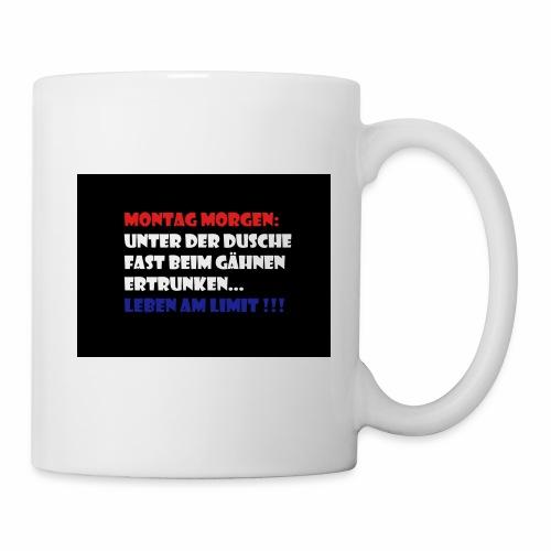Montag Morgen - Tasse