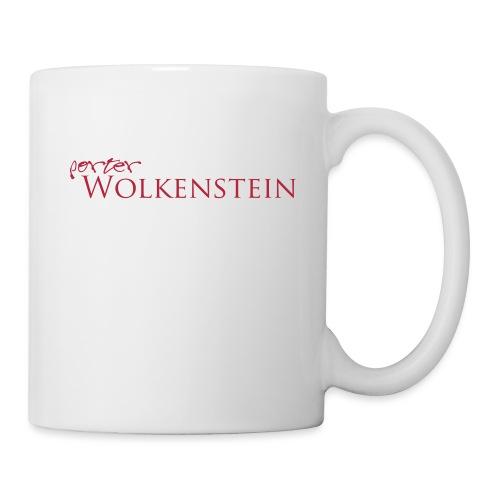 PORTER Wolkenstein Typo Vektor - Tasse