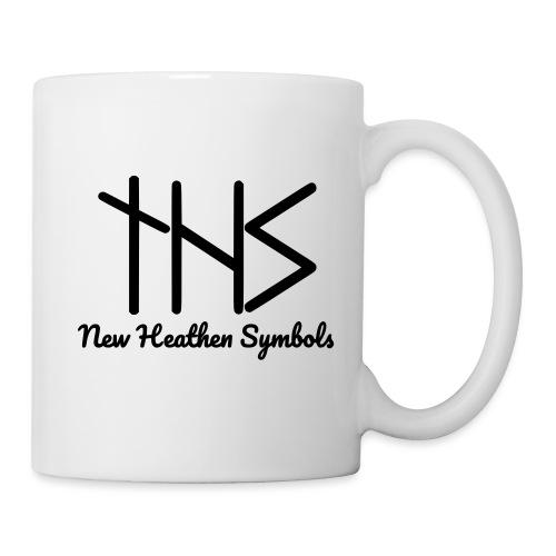 New Heathen Symbols - Tasse