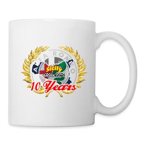logo10 anni - Tazza